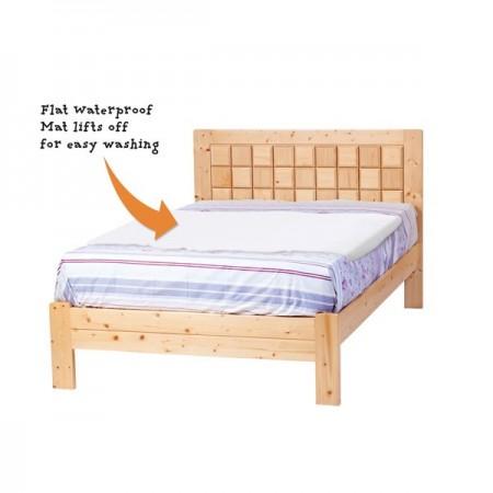 Protectie impermeabila pentru pat Clevamama