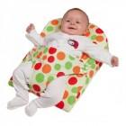 Saltea anti-alunecare cu ham pentru bebelusi Clevamama