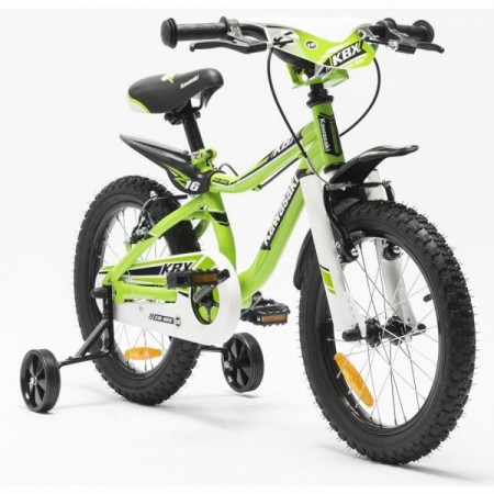 Bicicleta copii Kawasaki KBX 16 green by Merida Italy