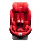 Scaun auto Allegra rotativ cu Isofix 0-36kg rosu KidsCare