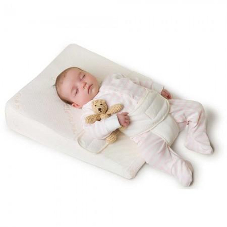 Saltea anti-alunecare cu ham pentru bebelusi ClevaSleep Clevamama