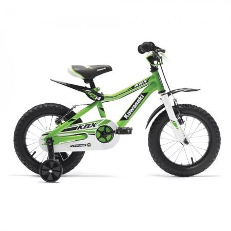 Bicicleta copii Kawasaki KBX 12 green by Merida Italy