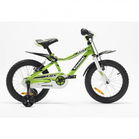 Bicicleta copii Kawasaki KBX 16 green by Merida Italy