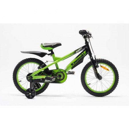 Bicicleta copii Kawasaki KRUNCH 16 green by Merida Italy