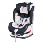 Scaun auto Vento cu ISOFIX si Top-Tether 0-25 kg Black Coletto