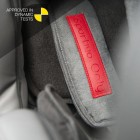 Scaun auto SPORTIVO ONLY cu ISOFIX Red Coletto