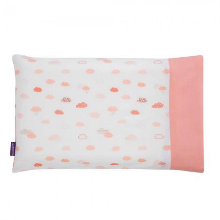 Fata de perna pentru bebelusi coral cu imprimeu Clevamama
