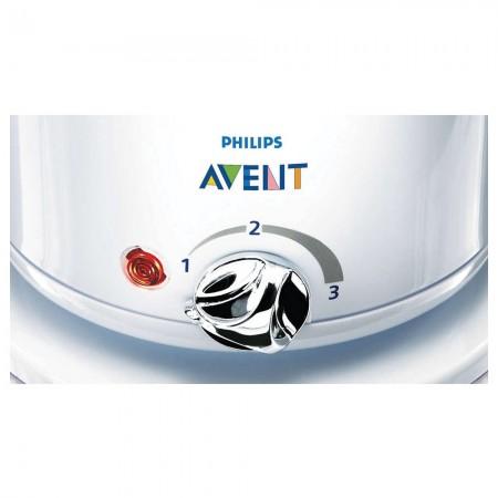 Incalzitor electric pentru biberon Philips-AVENT SCF255/57, 220-240 V