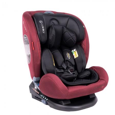 Scaun auto Rear Facing cu Isofix Cascade red 0-36 kg Coletto