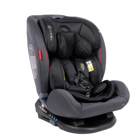 Scaun auto Rear Facing cu Isofix Cascade grey 0-36 kg Coletto