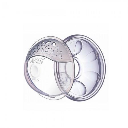 Set de cupe Comfort pentru sani Philips Avent SCF157/02
