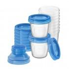 Recipiente pentru stocarea laptelui matern SCF618/10 Philips Avent