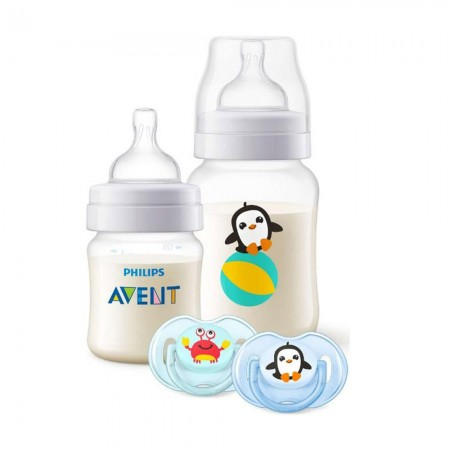 Set Clasic biberoane SCD374/01 Philips Avent