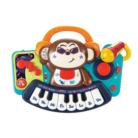 Jucarie interactiva M-Toys - Judy cu pian