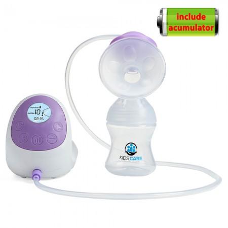 Pompa de san electrica cu acumulator Kidscare KC103 plus