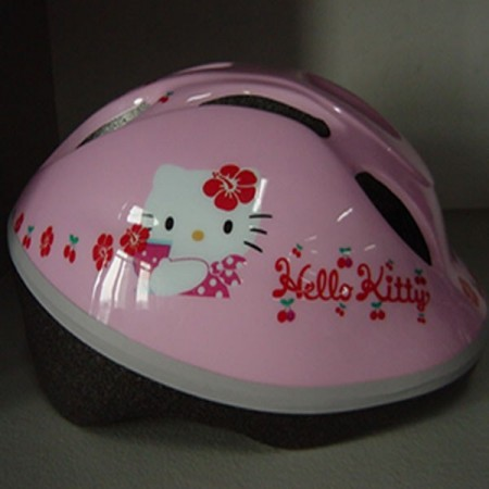 Casca Helmet Hello Kitty Ironway