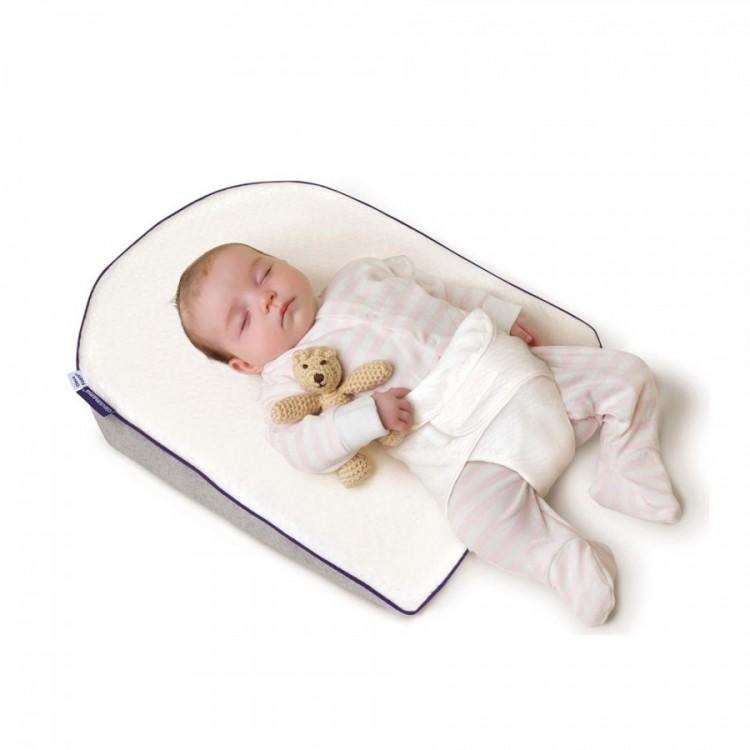 Saltea anti-alunecare cu ham pentru bebelusi ClevaSleep® Plus Clevamama