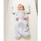 Sistem de infasare pentru bebelusi 3 in 1 grey Clevamama