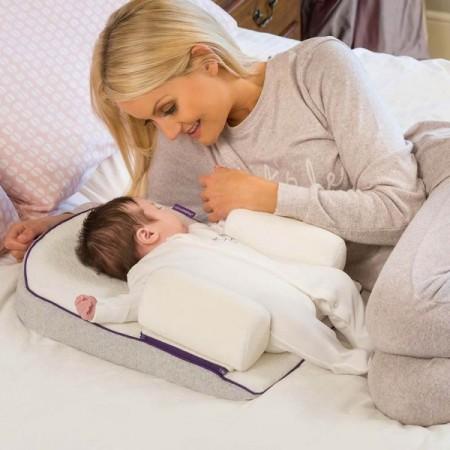 Saltea anti-alunecare pentru bebelusi Clevamama 3200
