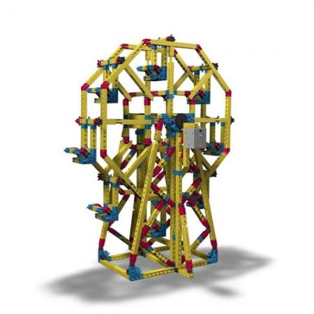 Mega structuri: Roata Ferris Engino