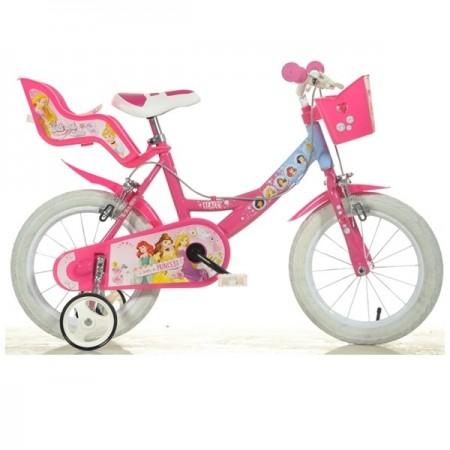 "Bicicleta copii Princess 16"" Dino Bikes 164R-PSS"