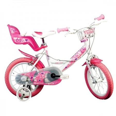 Bicicleta copii 164 RN Dino Bikes 164