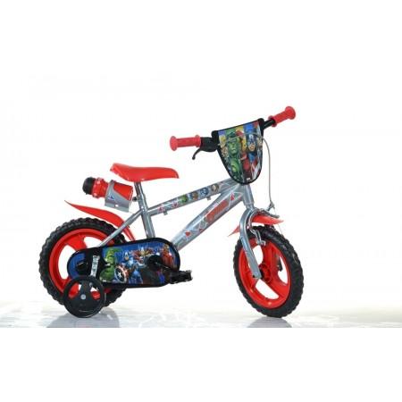 "Bicicleta copii Avengers 12"" Dino Bikes 412UL-AV"