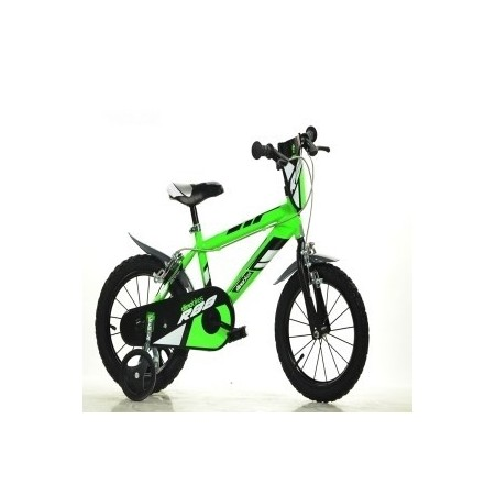 """Bicicleta copii MTB 14"""" Dino Bikes 414"""