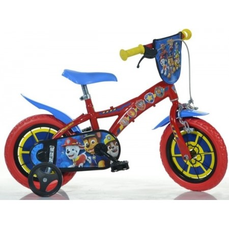 Bicicleta copii 12 Paw Patrol Dino Bikes 612PW