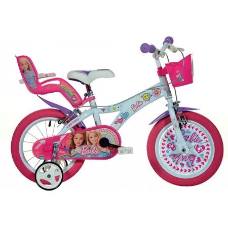 Bicicleta copii Barbie 16 Dino Bikes 616BA