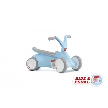 Kart cu pedale GO 2 Albastru Berg Toys