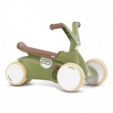 Kart cu pedale GO 2 Retro Verde Berg Toys