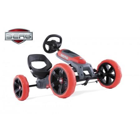 Kart cu pedale Reppy Rebel Berg Toys