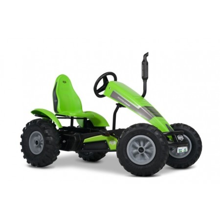 Kart cu pedale XL Deutz Fahr BFR Berg Toys