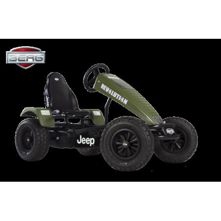 Kart XL Jeep Revolution BFR Berg Toys