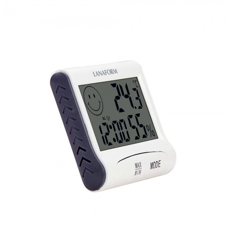 Termometru si higrometru digital Lanaform
