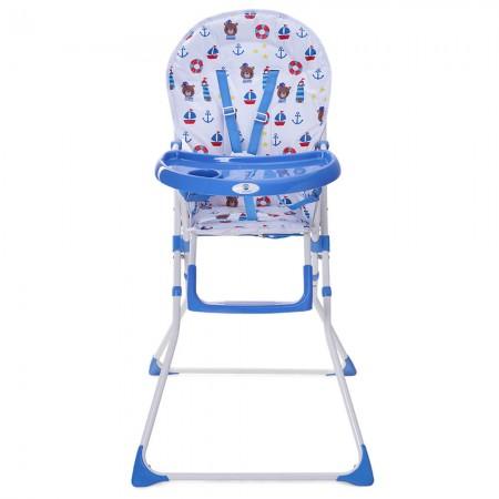 Scaun de masa Bimba Kidscare, Albastru